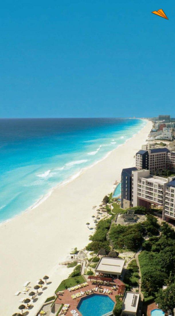Cancún, México. La joya del Caribe. Fotos de viajes