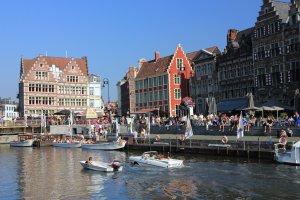 fotos Gante, Bélgica. La más antigua