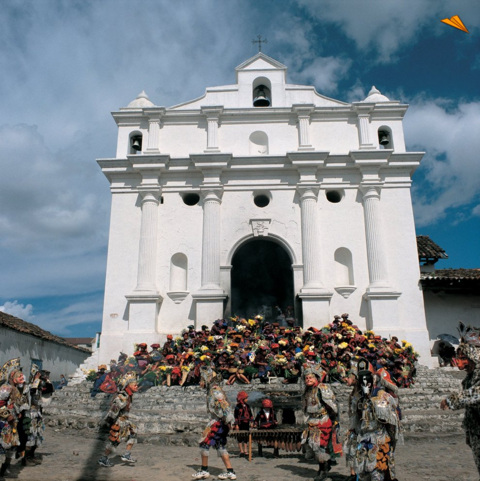 Chichicastenango Guatemala informaciуn turismo Viaje