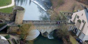fotos Luxemburgo, ciudad de cuento de hadas