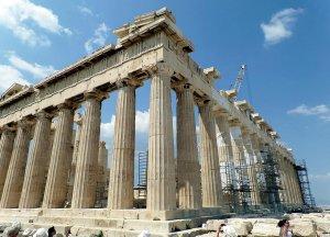 fotos Atenas, museo a cielo abierto