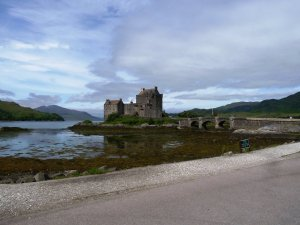 fotos Castillo de Eilean Donan, Dornie e Isla de Skye