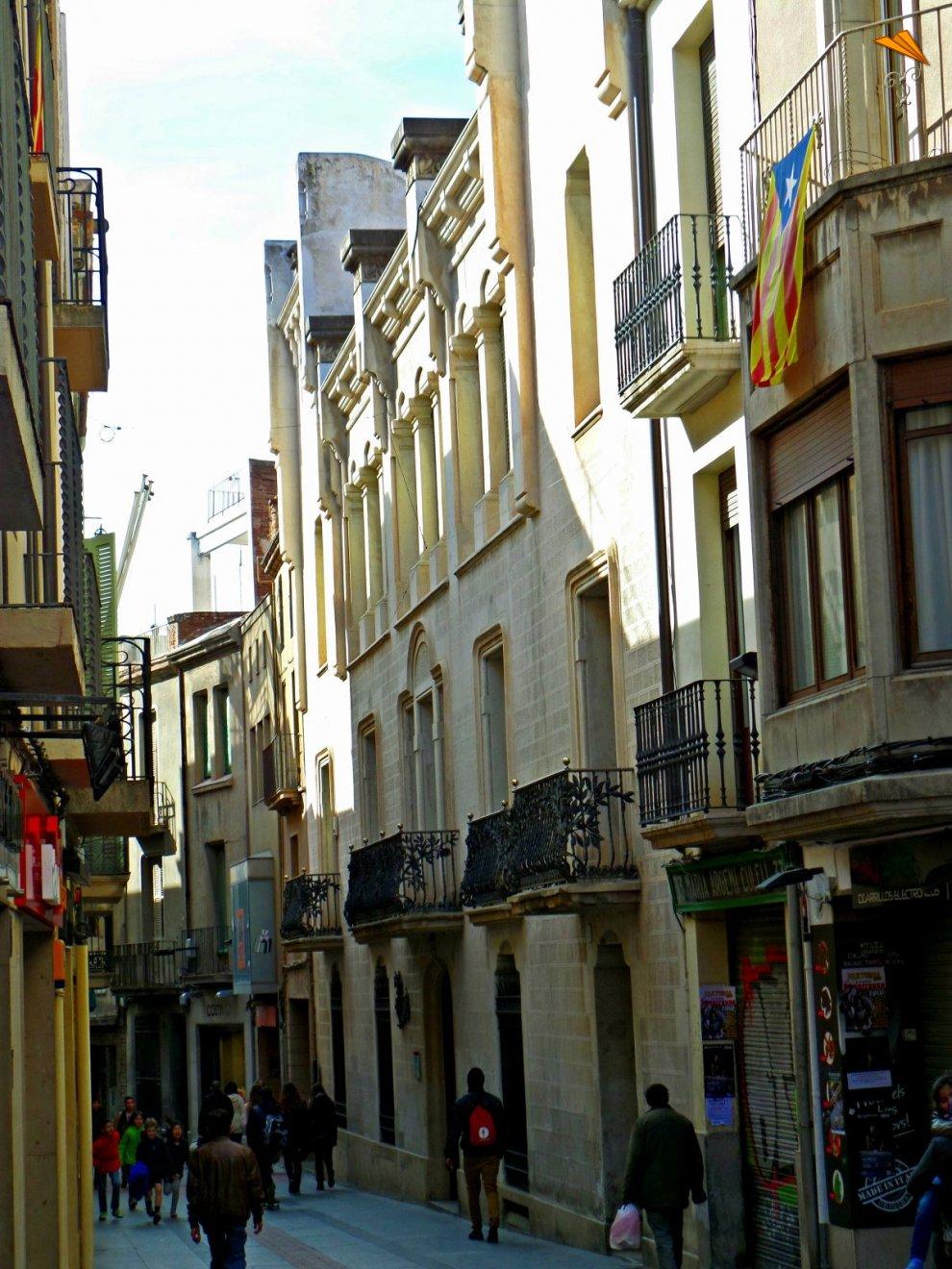 Casco antiguo de terrassa fotos de viajes turismo barcelona - Casco antiguo de barcelona ...