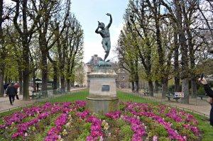 fotos París y la hermosura de sus jardines