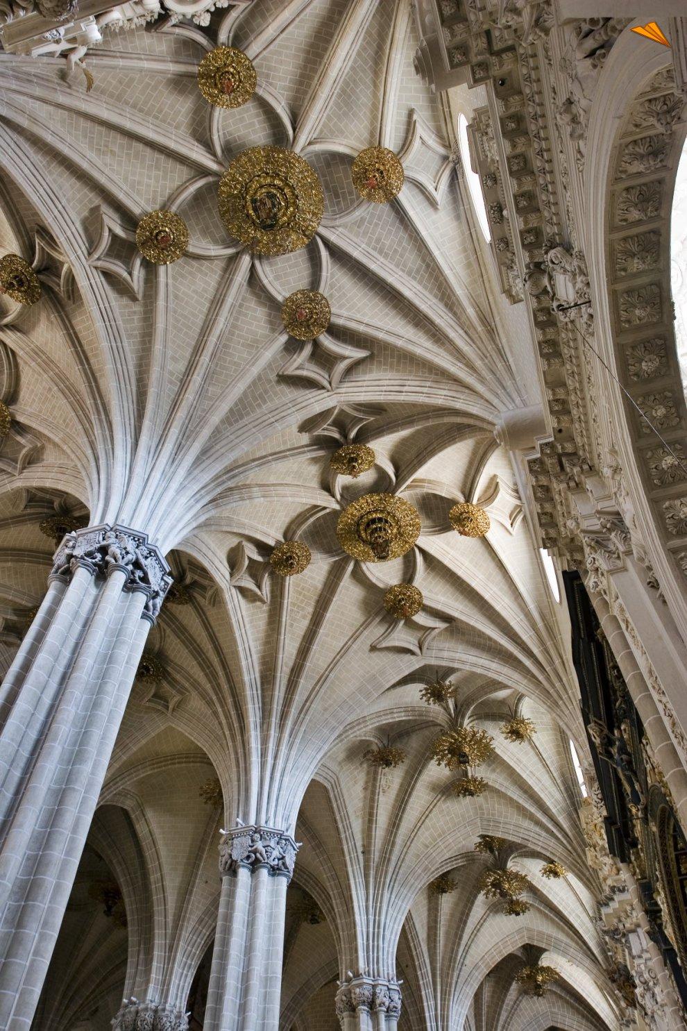 Cubierta de la Seo. Zaragoza. Fotos de viajes. Foto Daniel Marcos