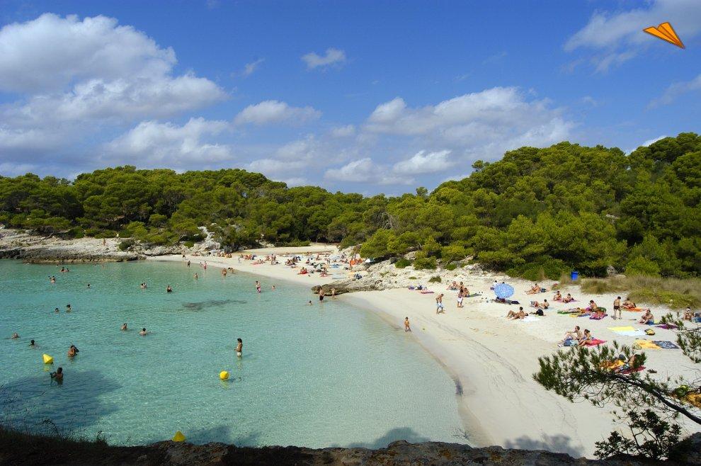 Playa del sur menorca fotos de viajes en la zona sur de for Grabado de cristales zona sur