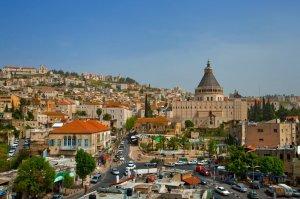 fotos Nazaret, Israel. Cuna de la Cristiandad.