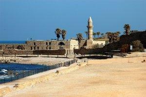 fotos Cesarea, Israel. Pasado y futuro