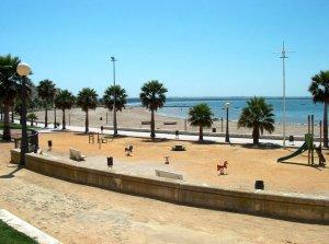 fotos Puerto Real. Reflejo verde