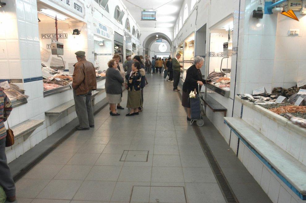 Interior del mercado puerto real c diz fotos de viajes - Ofertas de trabajo en puerto real ...
