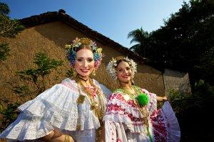 fotos Panamá. Étnica y cultura