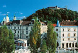fotos Eslovenia. Los Alpes eslovenos como reflejo del Mediterráneo