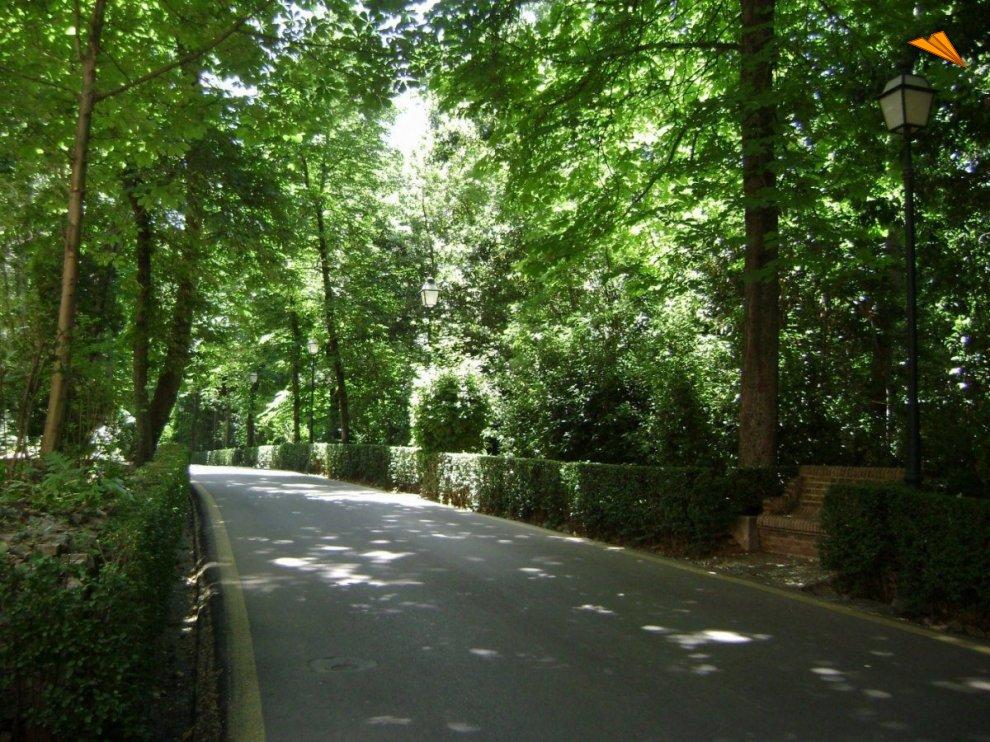 Jardines de la alhambra fotos de viajes - Jardines granada ...