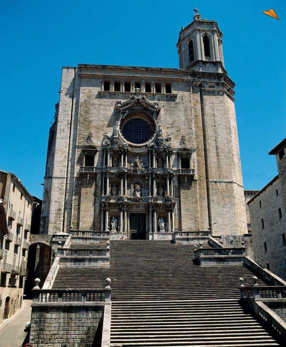 Catedral De Girona Fotos De Viajes Antonio Garrido Ptcbg