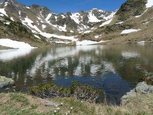 fotos Andorra. Valle de Ordino-Arcalís y Lago Tristaina