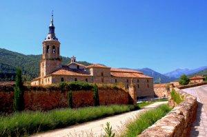 fotos La Rioja, Monasterios. Los centros espirituales de La Rioja