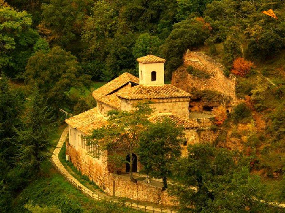 Monasterio de Suso. San Millán de la Cogolla, La Rioja. Fotos de ...