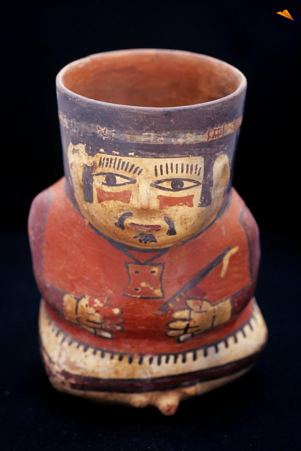 Cer mica de la cultura nazca per fotos de viajes - Fotos de ceramica ...