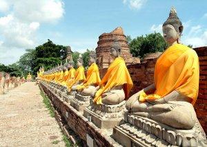 fotos Ayutthaya. El corazón de la Tailandia mística