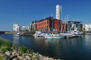 fotos Malmö, la provincia de Escania en el sur de Suecia