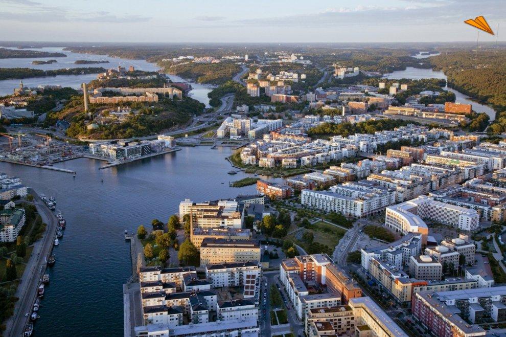 hotel i stockholm solna