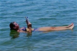fotos Jordania. Mar muerto. Turismo de salud y bienestar