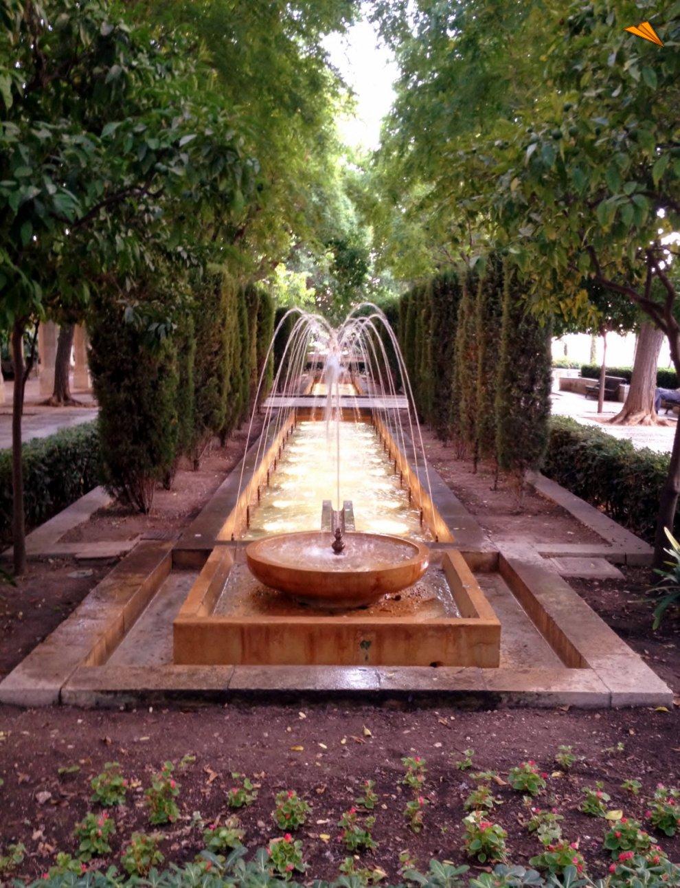 Jardines de la catedral mallorca fotos de viajes for Jardines mallorca