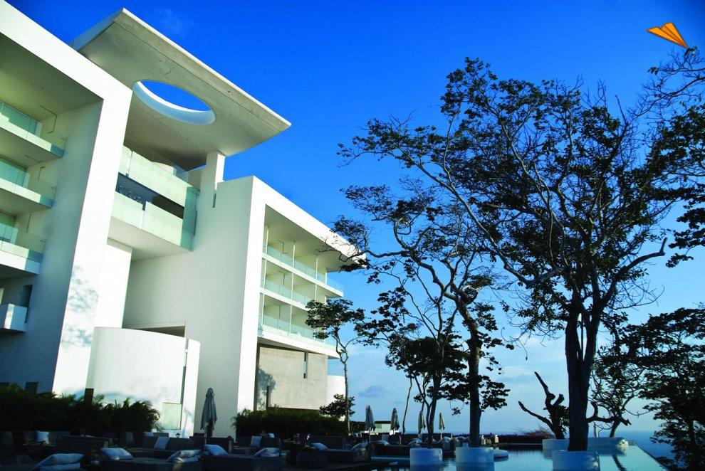 Terrazas junto al mar acapulco m xico fotos de viajes for Hoteles junto al mar