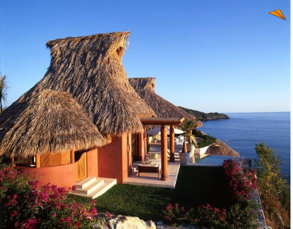 Casa junto al mar ixtapa zihuatanejo m xico fotos de for Hoteles junto al mar
