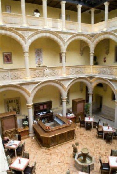 Hotel Palacio De Los Salcedo Baeza Descuentos Especiales