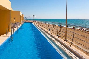 Playasol spa hotel roquetas de mar descuentos especiales for Hotel piscina privada