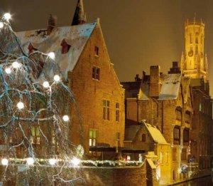 Navidad en Brujas.