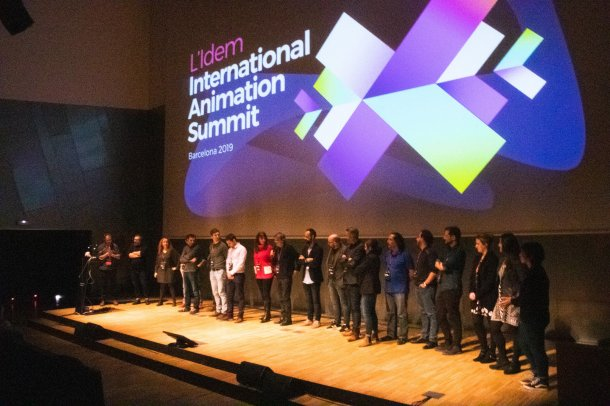 L' Idem International Animation Summit se dio cita en Barcelona