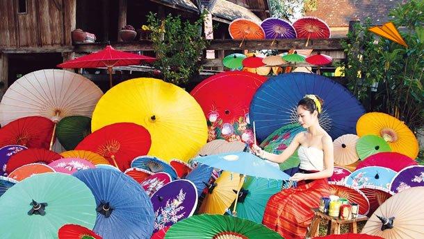 Turismo chiang mai la ciudad de los templos - Vivero la rosa del norte ...