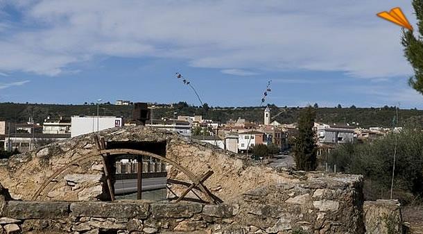 Turismo castell n vall d alba hacia el interior for Turismo interior castellon