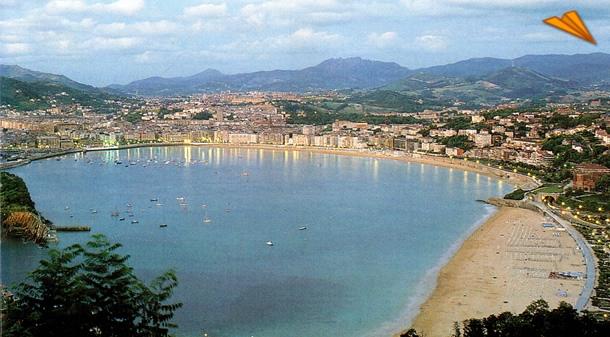 Turismo. Donostia - San Sebastian, la perla del oceano