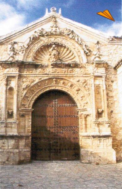 Fotograf as de castilla la mancha fotos de iglesias y - Corral de almaguer fotos ...