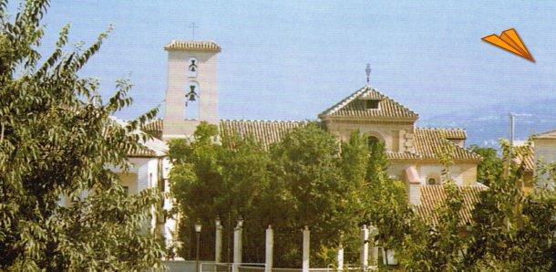 Fotograf as de andaluc a fotos de granada la zubia y la for Calle jardin de la reina granada