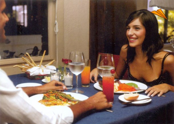 comiendo novias