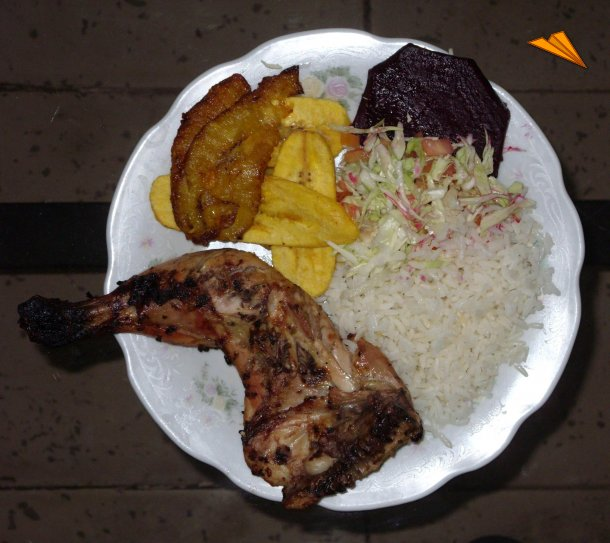 ... arroz con pollo arroz con pollo lightened up salpi con nicaraguan