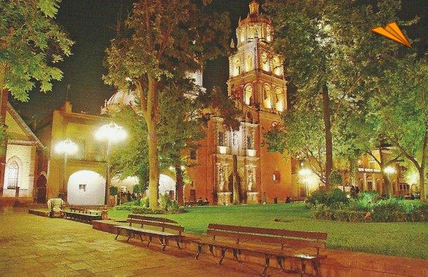 Cultura san luis lugares que hay que visitar en la for Jardin japones hagiwara de san francisco