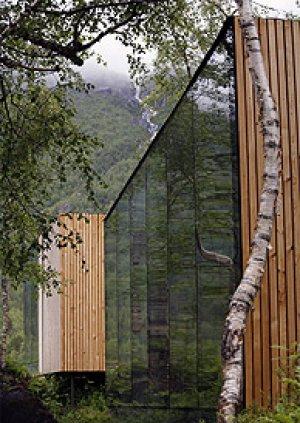 juvet hotel paisajstico junto a noruega noruega gua de los