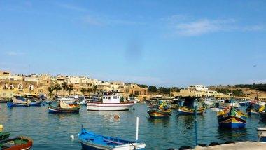 La Valeta, capital de Malta y puerto del Mediterráneo