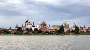 El Anillo de Oro de Rusia, arquitectura e historia