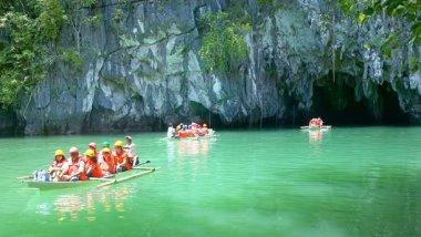 Puerto Princesa, el río subterráneo más largo del mundo