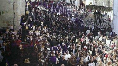 Sevilla, visítala en Semana Santa