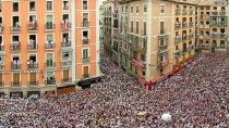 Sanfermines en Navarra, una fiesta universal