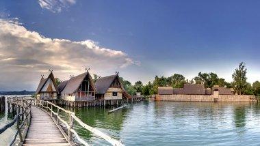 Ruta de los Alpes y el Lago de Constanza en Alemania. Ruta de la UNESCO
