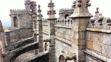 Recorrido turístico por la ciudad de Guarda