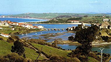 Santander - San Vicente de la Barquera, ruta costera